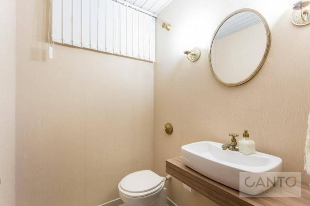 Apartamento com 4 dormitórios (1 suíte) à venda no Alto da XV, 289 m² por R$ 779.000 - Cur - Foto 20