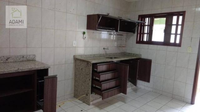 Casa tipo apartamento com 2 quartos no Jardim Marilea Rio das Ostras. - Foto 12
