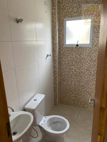 Casa com 2 dormitórios à venda, 50 m² por R$ 144.900 - Maracanã - Praia Grande/SP - Foto 3