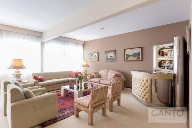 Apartamento com 4 dormitórios (1 suíte) à venda no Alto da XV, 289 m² por R$ 779.000 - Cur - Foto 4