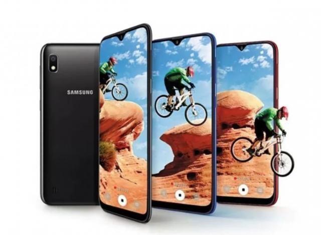 Celular Samsung Galaxy A10s 32G - Foto 2