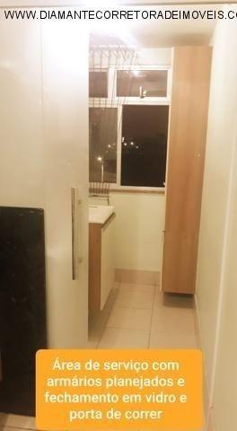 Apartamento à venda com 3 dormitórios em Colina de laranjeiras, Serra cod:AP00197 - Foto 18