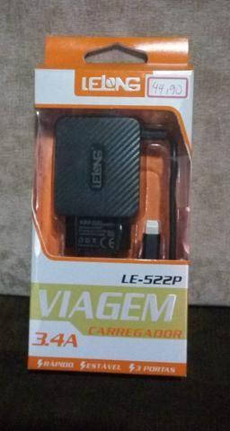 Cabo iPhone Carregador Usb Para iPhone 5 5c 5s 6 6s 7 8 - Foto 5
