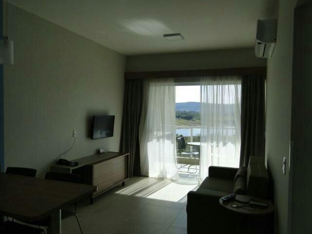 Apartamento-Cota - Resort Ilhas Do Lago - Caldas Novas/go - Foto 2