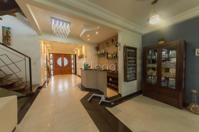 Casa à venda com 4 dormitórios em Dois córregos, Valinhos cod:CA020578 - Foto 5