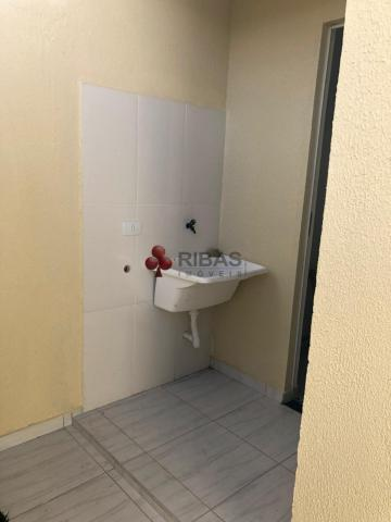 Casa à venda com 2 dormitórios em Tatuquara, Curitiba cod:15644 - Foto 10