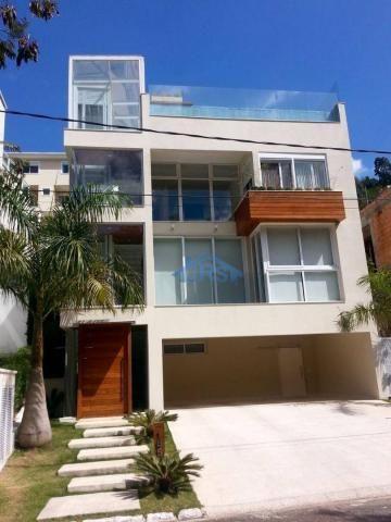 Alphasitio Sobrado com 3 dormitórios à venda, 580 m² por R$ 2.544.000 - Tamboré - Santana