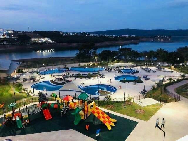 Apartamento-Cota - Resort Ilhas Do Lago - Caldas Novas/go
