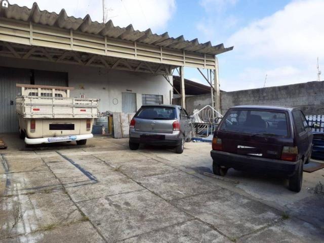 Barracão à venda, 120 m² por R$ 350.000,00 - Barigui - Araucária/PR - Foto 11