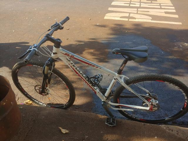 Vende se bicicleta cannondale - Foto 6