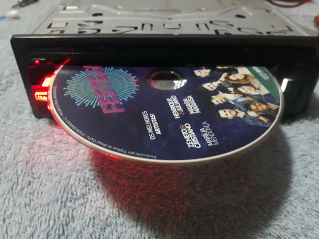 Vende se toca cd pioneer com usb - Foto 4