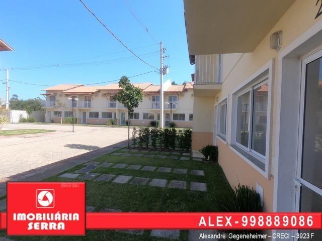 ALX - 106 Casa com Piscina - Troque seu Aluguel por uma casa de 2 Quartos novinha - Foto 10