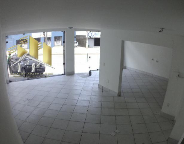 Laz- Alugo loja com 96 metros com Mezanino na Serra (07) - Foto 4