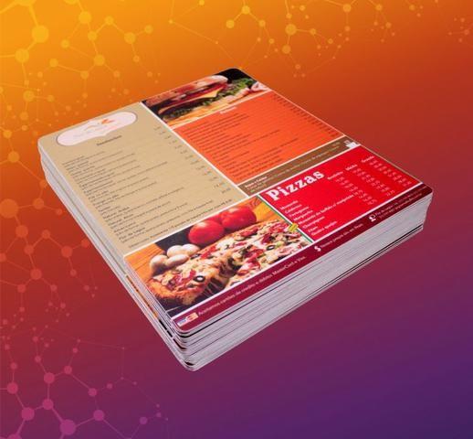 Cardápios para Bares, Restaurantes, Lanchonetes, Hamburguerias e Açaiterias - Foto 5