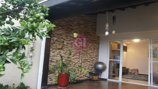 Venda/ casa condominio home clube - vila branca - jacarei-3 dormitorios suite - Foto 12