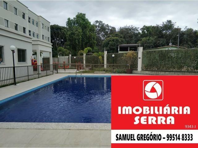 SAM 168 Apartamento pronto para morar em Balneário Carapebus - 2Q