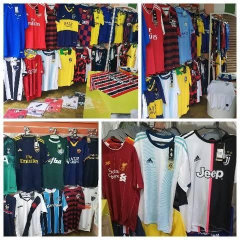 Camisas de futebol oficiais Importadas - Foto 6