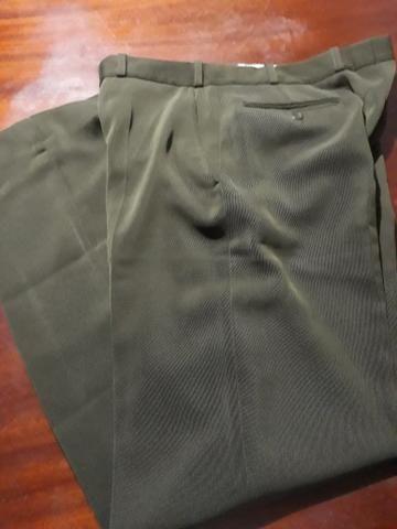 Calças social masculinas Tam 42 - Foto 2