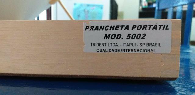 Prancheta portatl formato A2 - Foto 6