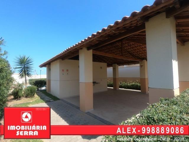 ALX - 106 Casa com Piscina - Troque seu Aluguel por uma casa de 2 Quartos novinha - Foto 5