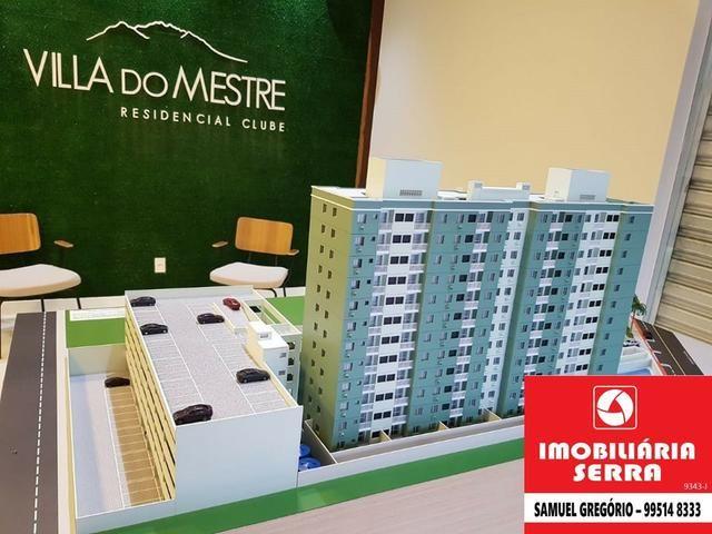 SAM 179 Villa do Mestre - 50m² - 2 quartos c/suite - Entrada facilitada - Foto 4