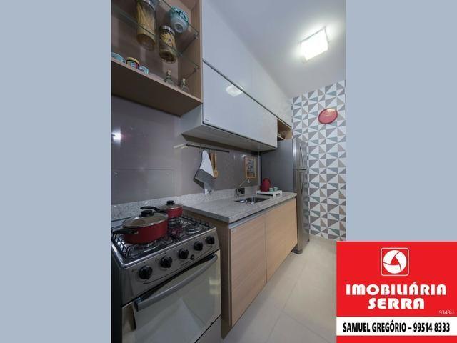 SAM 182 Via Jardins - 46m² - ITBI+RG grátis - Morada de Laranjeiras - Serra - Foto 6