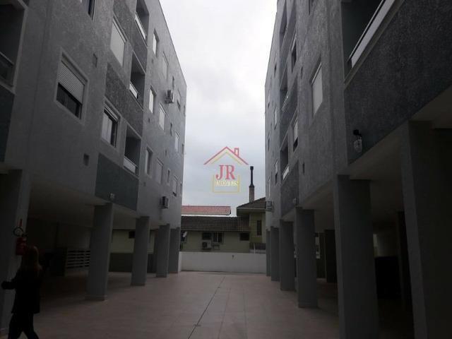 AL@-Apartamento de 02 dormitórios, sendo uma suíte a 550 metros da praia - Foto 17