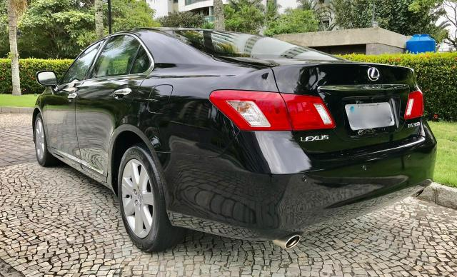 Lexus ES-350 2008 blindado w-truffi impecável oportunidade - Foto 3