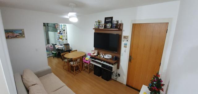 Apartamento c/ quintal, 2Qts suíte, Recreio das Laranjeiras, Ac/ Veículos - Foto 2