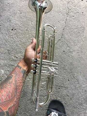 Trompete Vicent Bach Stradivarius modelo 37 - Foto 5