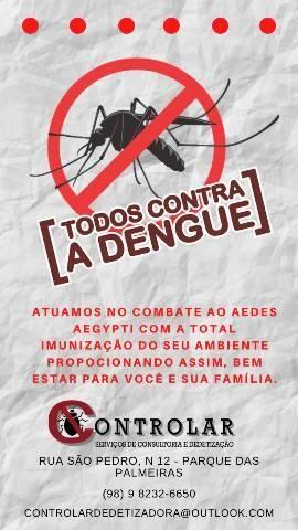 Imunização da residência e Controle de Pragas R$:199,00 - Foto 4