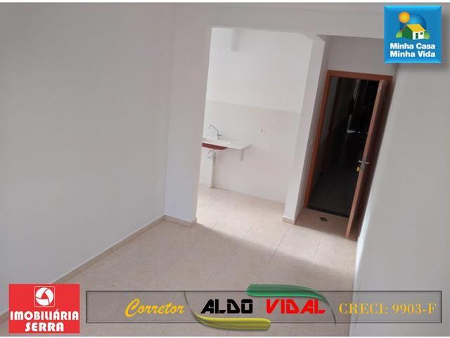 ARV 96 Apartamento Novo 2 Quartos, Condomínio Club. Carapebus, Serra - ES - Foto 6