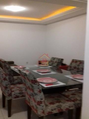AL@-Apartamento mobiliado com 02 dormitórios com suíte + 01 banheiro social - Foto 11