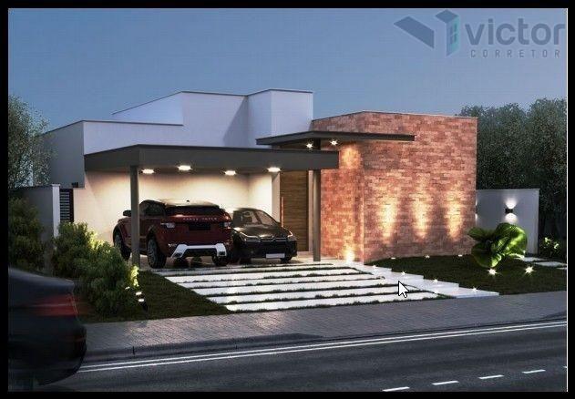 Excelentes casas de 3 e 4 quartos com suite no Condomínio Alphaville - Foto 6
