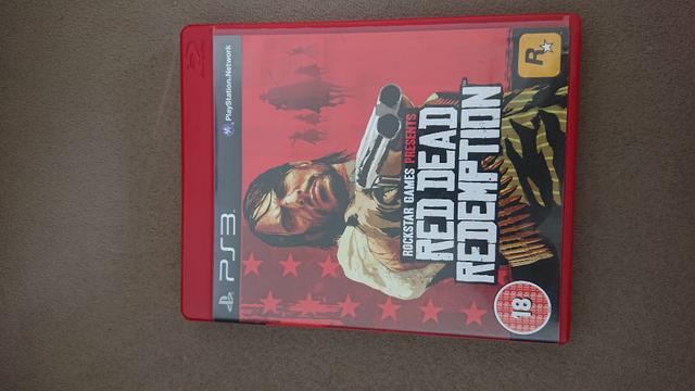 Red redemption ps3