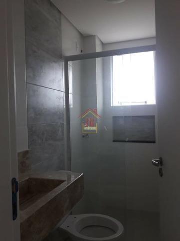 AL@-Apartamento de 02 dormitórios, sendo uma suíte a 550 metros da praia - Foto 8