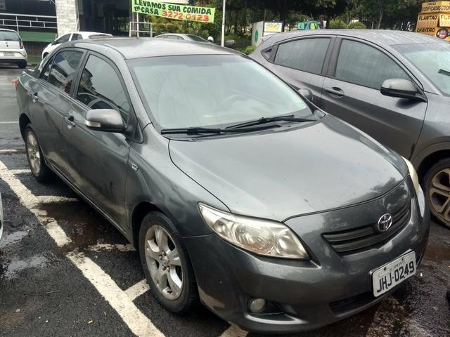 Vendo Corolla xei 2009 automático completo só 34.900 ZAP *