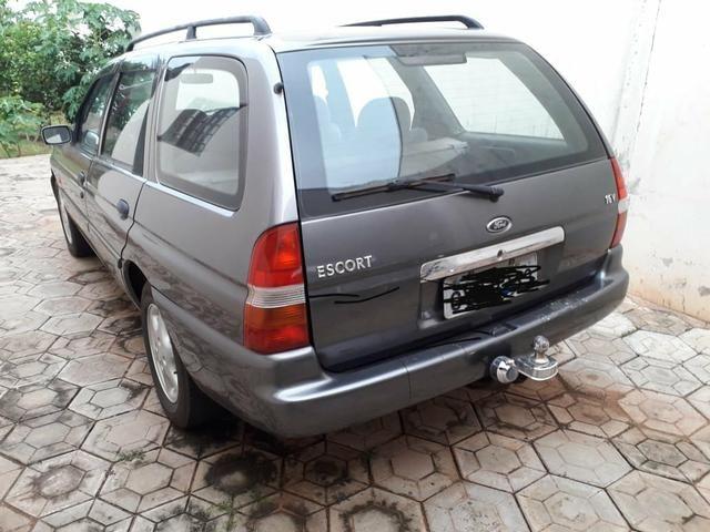 Ford Escort Zetec 1.8 gasolina GLX Completo - Foto 4