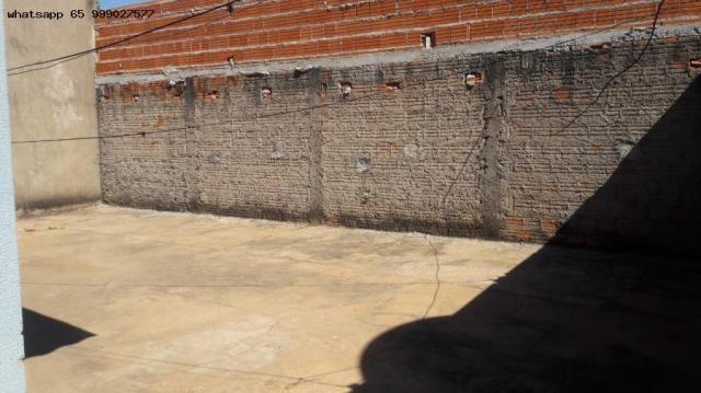 Casa Usada para Venda em Várzea Grande, Novo Mundo, 3 dormitórios, 1 suíte, 2 banheiros, 2 - Foto 11