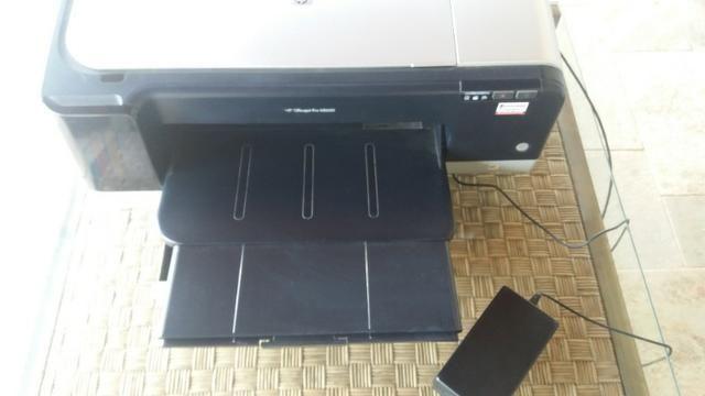 Impressora Hp Officejet Pro (usada)