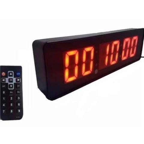 Cronometro para academia comercios em geral
