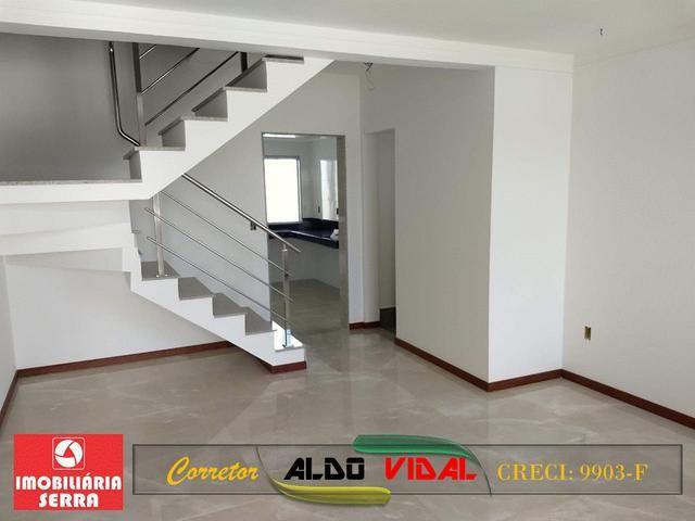 ARV 105. Casa 3 Qtos, Varanda, Suíte, Churrasqueira, Quintal Grande, Morada de Laranjeiras - Foto 3