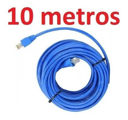 Cabo Patch Cord Para Intrenet 10m