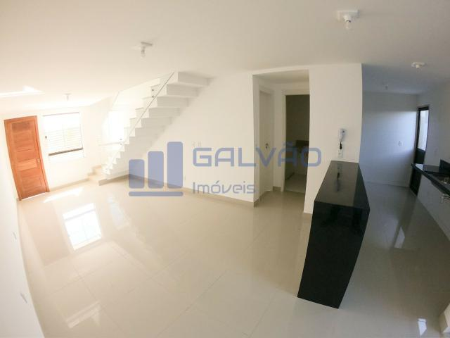 JG. Casa duplex de 3 quartos com suíte em Morada de Laranjeiras - Foto 3