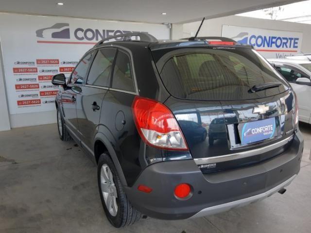 Chevrolet captiva 2012 2.4 sfi ecotec fwd 16v gasolina 4p automÁtico - Foto 4