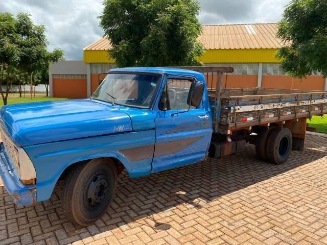 Vendo f4000 1980
