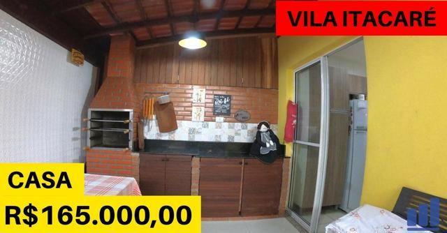 JG. Linda casa de 2 quartos no Vila Itacaré - Praia da Baleia, Manguinhos, Serra - ES - Foto 17
