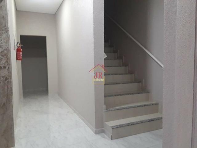 AL@-Apartamento de 02 dormitórios, sendo uma suíte a 550 metros da praia - Foto 12