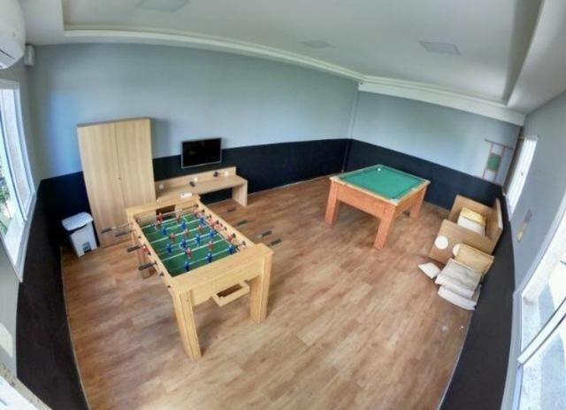 Apartamento 3 quartos, 2 vagas, mobiliado no Villaggio Manguinhos em Morada de Laranjeiras - Foto 17