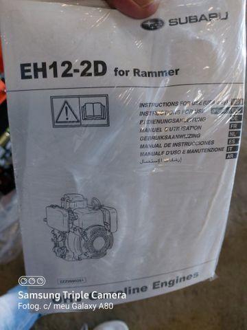 Gerador diesel 10 HP 6000 W - Foto 6